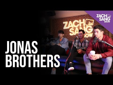 Jonas Brothers Talk Cool, Upcoming Tour & Nick's Wedding