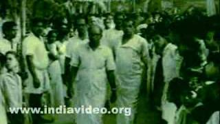 Kerala history: Second EMS Ministry in 1967