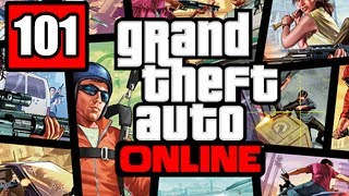 GTA 5 Online: The Daryl Hump Chronicles Pt.101 -    GTA 5 Funny Moments