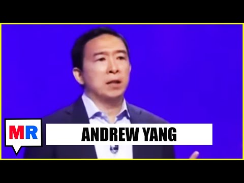 Andrew Yang Really Doesn't Like Homeless People
