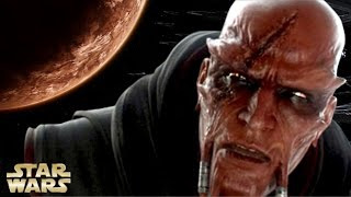 The Sith Homeworld: Canon vs Legends - Star Wars Explained