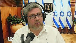 Knesset#50 - Bibi contre Lapid