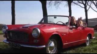 preview picture of video 'Lancia Appia Convertible Vignale fun'