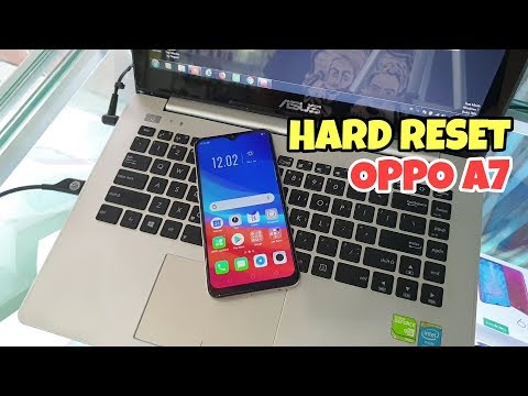 Oppo A7 Hard Reset CPH1901 Hard Reset Security Unlock By FRP EXPART