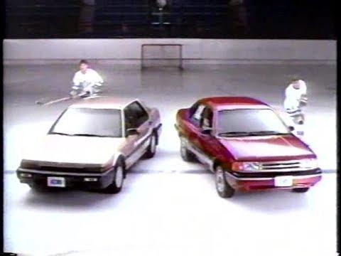 1989 Ford Tempo All Wheel Drive (1988)