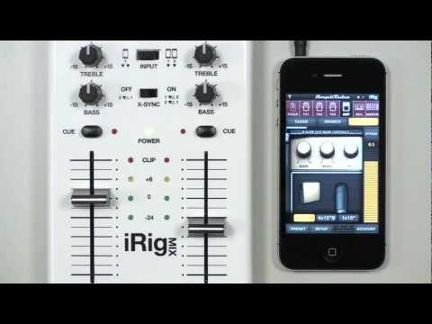 iRig MIX Overview and Tutorial