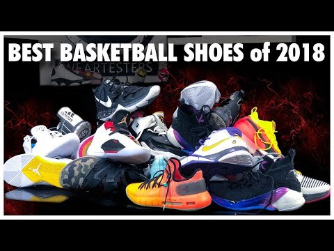BEST BASKETBALL SHOES of 2018