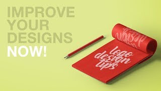 4 Ways To Improve Your LOGO Designs RIGHT NOW