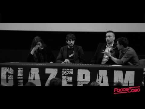 #FacceCaso alla presentazione di Diazepam, il nuovo video di Briga