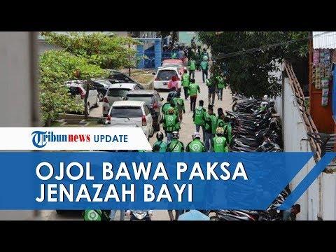 Klarifikasi Pihak RS soal Driver Ojol Bawa Paksa Jenazah Bayi di Padang: Takut Ribut Jadi Dibiarkan