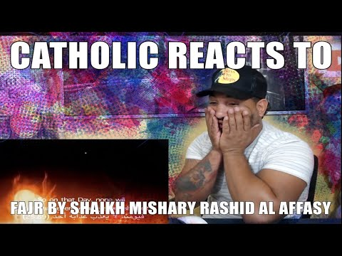 Christian Listening To Surah Al Fajr by Mishary Alafasy