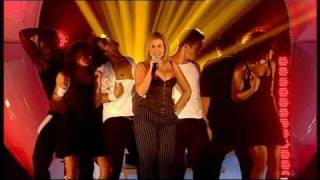 Charlotte Church - Call My Name *Top Of The Pops - September 4th, 2005*