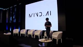 Mind AI ICO Pitch - Futurama Dubai