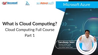 What is Cloud Computing?   Cloud Computing Tutorial for Beginners - 1