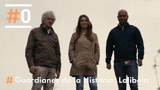 Guardianes de la Historia: Lalibela (Etiopía) - Programa Completo | #0