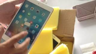 อุบล ส่ง iPad mini 4 หน้าจอแตก กับ iPhone 6 plus ทัชไม่เลื่อนไม่ได้ มาซ่อมช่างตั้ม - dooclip.me