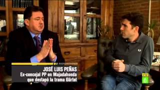 preview picture of video 'Gonzo y El Gran Wyoming el vídeo con la corrupción en Majadahonda'