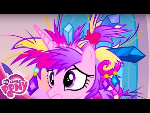 Мультфильм Дружба - это чудо про Пони - Игры, в которые играют пони