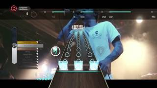 Guitar Hero Live - Gravedigger by Architects - Expert - 99%