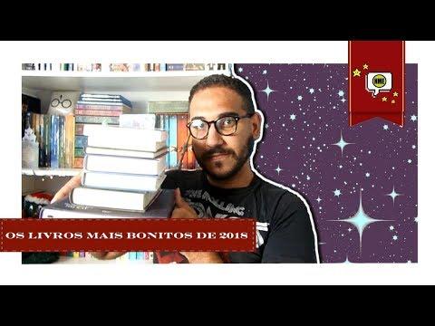 Os Livros MAIS BONITOS de 2018 | Na Minha Estante