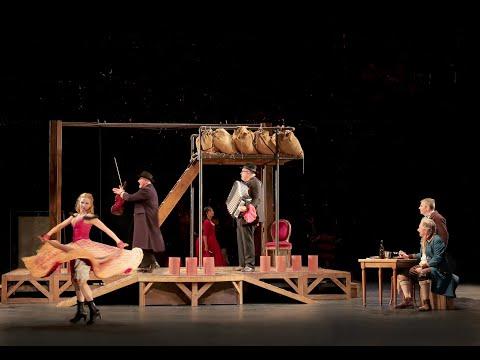 Jacques et son Maître - Hommage à Denis Diderot - Bande-annonce Théâtre Montparnasse