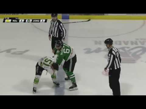 Francis Verreault-Paul vs. Janick Asselin