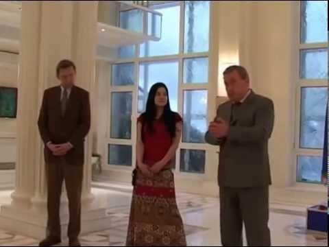 """Галькун Ярослава Персональна виставка  """"Інверсія міфу"""" Москва 2011 - YouTube"""