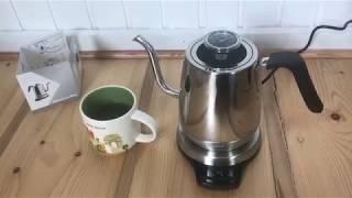 Test KitchenAid 5KEK1032 Wasserkocher mit Schwanenhals