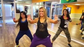 Tic Tic Tac (Zumba Brasil) Coreografia by Raquel Call at Dfit House 2016