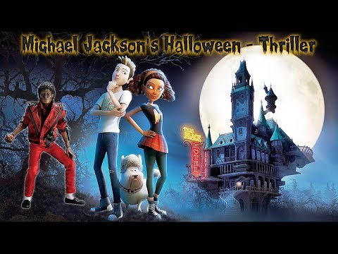 MICHAEL JACKSON'S HALLOWEEN 🎃 THRILLER (2017) Animated Music Special [HD]