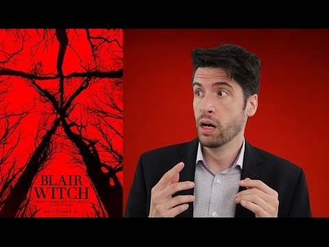 Blair Witch - Movie Review