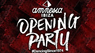 Amnesia Ibiza Opening Party 201 Line Up