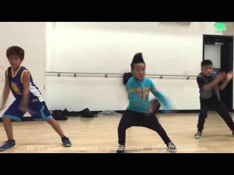 AYO -  Chris Brown ft Tyga   Aidan Prince   8 yrs old   Choreographer: Matt Tayao