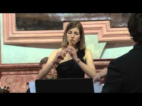 Giuseppe Sammartini - Concerto in F major for Recorder
