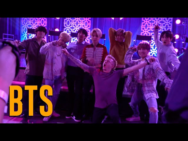 BTS Superfans Compete For A Chance To Meet BTS With KIIS FM!