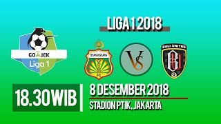 Live Streaming Bhayangkara FC Vs Bali United, Sabtu Pukul 18.30 WIB