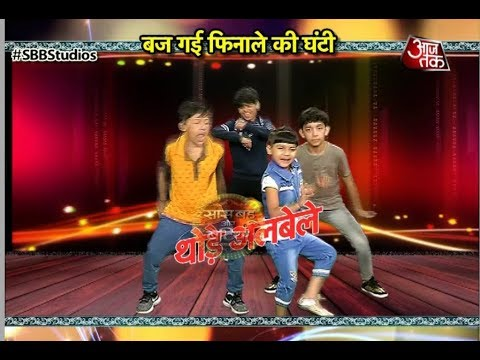 HIGHLIGHTS Of Super Dancer Chapter 2 | Who Will Wi