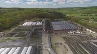 The Perennial Farm 2015 - MAV Maryland Aerial Video