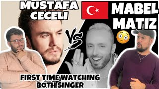 "GERMAN First Time Reaction To ""Mustafa Ceceli   Bedel"" & ""Mabel Matiz   Gözlerine""   Turkish Music"