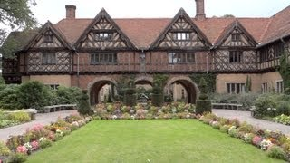 preview picture of video 'Potsdam, Germany - Schloss Cecilienhof HD (2013)'