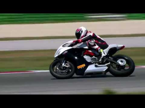 2013 MV Agusta F3 800 full review from Misano
