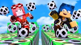 Minecraft ITA - LA CORSA DEI LUCKYBLOCK DEI MONDIALI!!