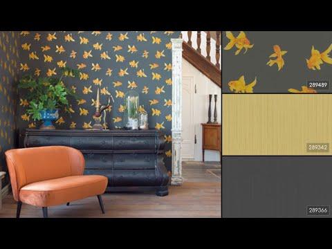 Видео Rasch Textil Portobello