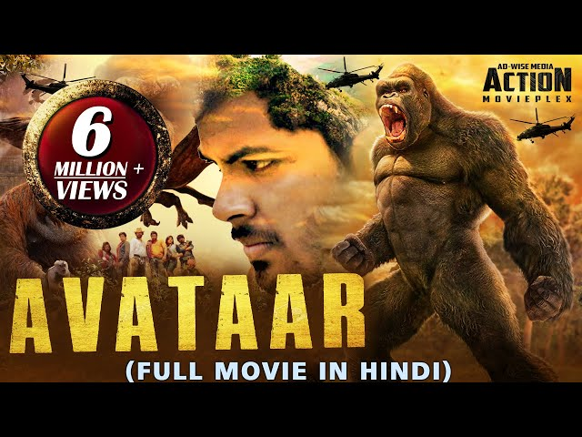 AVATAAR (2019) New Released Full Hindi Dubbed Movie | New