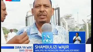 Shambulizi Wajir:Alshabaab wawaua watu watatu usiku,walimu ni miongoni mwa waliouliwa