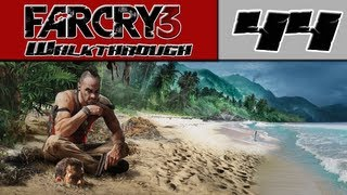 Far Cry 3 Walkthrough Part 44 - The Crazy Cock? [Far Cry 3 Commentary]