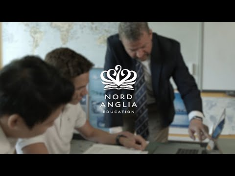 What's it like to work at Nord Anglia Education?