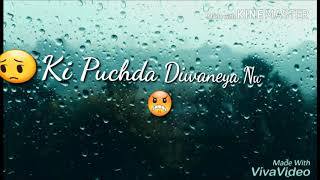 Dhokha(lyrics)sidhu moose wala  by sukh gill   - YouTube