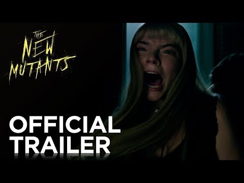 The New Mutants Official Trailer Out Now!