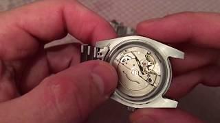 Rolex milgauss tarocco schifo